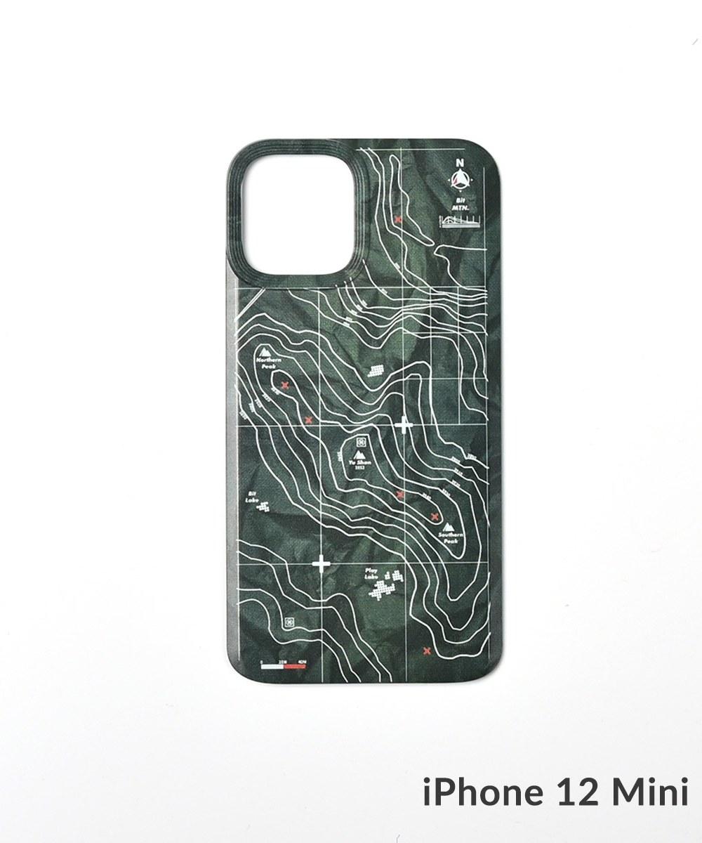 BTP9908 WanderCase Backplate for iPhone 等高線