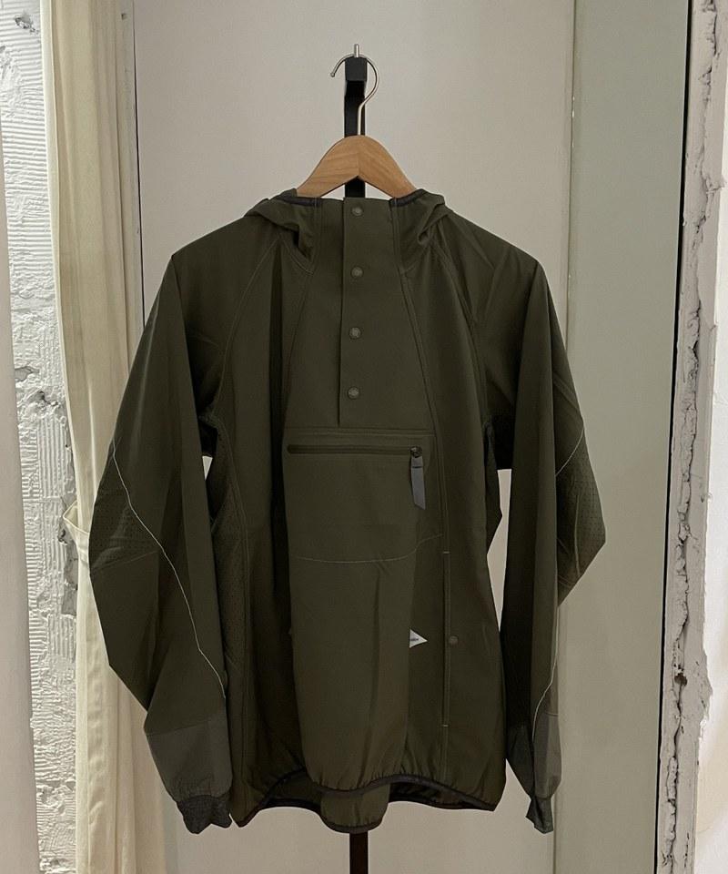 AWD0715 light rip hoodie 防潑水透氣套頭上衣 (附近)