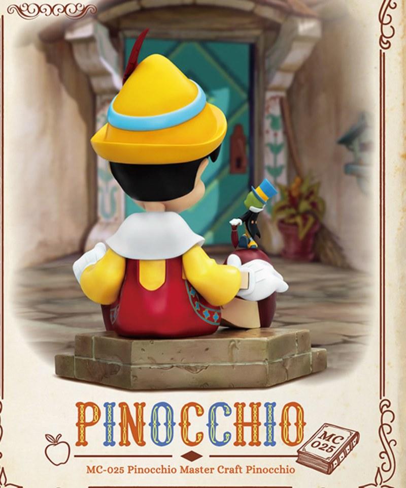 BKD3903 【野獸國】MC-025 小木偶歷險記 極匠系列 皮諾丘