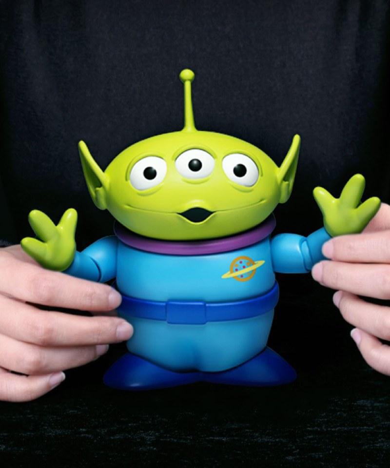 BKD3906 【野獸國】DAH-022DX-玩具總動員-三眼外星人-三人組