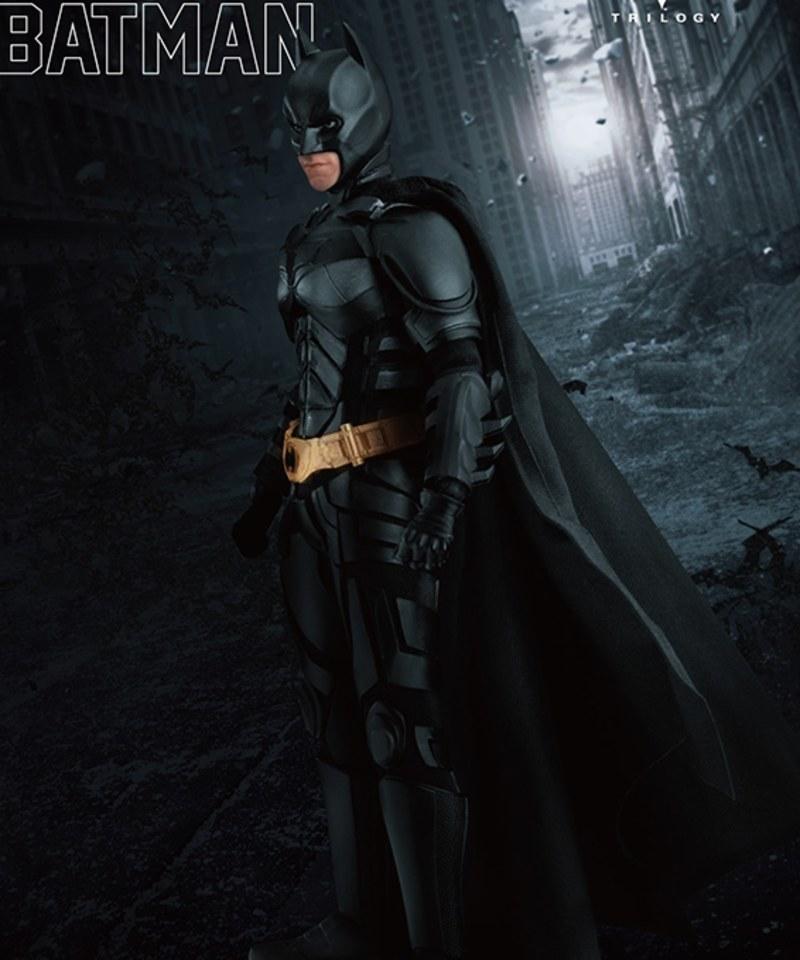 BKD3907 【野獸國】DAH-023 黑暗騎士 蝙蝠俠