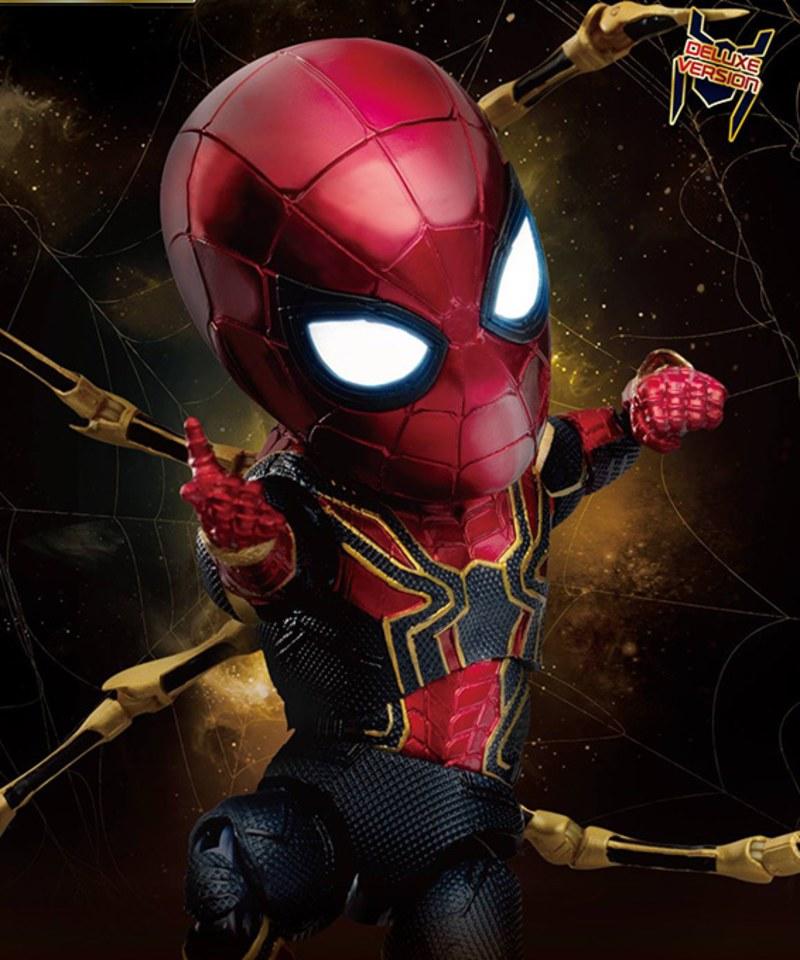 BKD3914 【野獸國】EAA-060DX 復仇者聯盟:無限之戰 鋼鐵蜘蛛人  豪華版