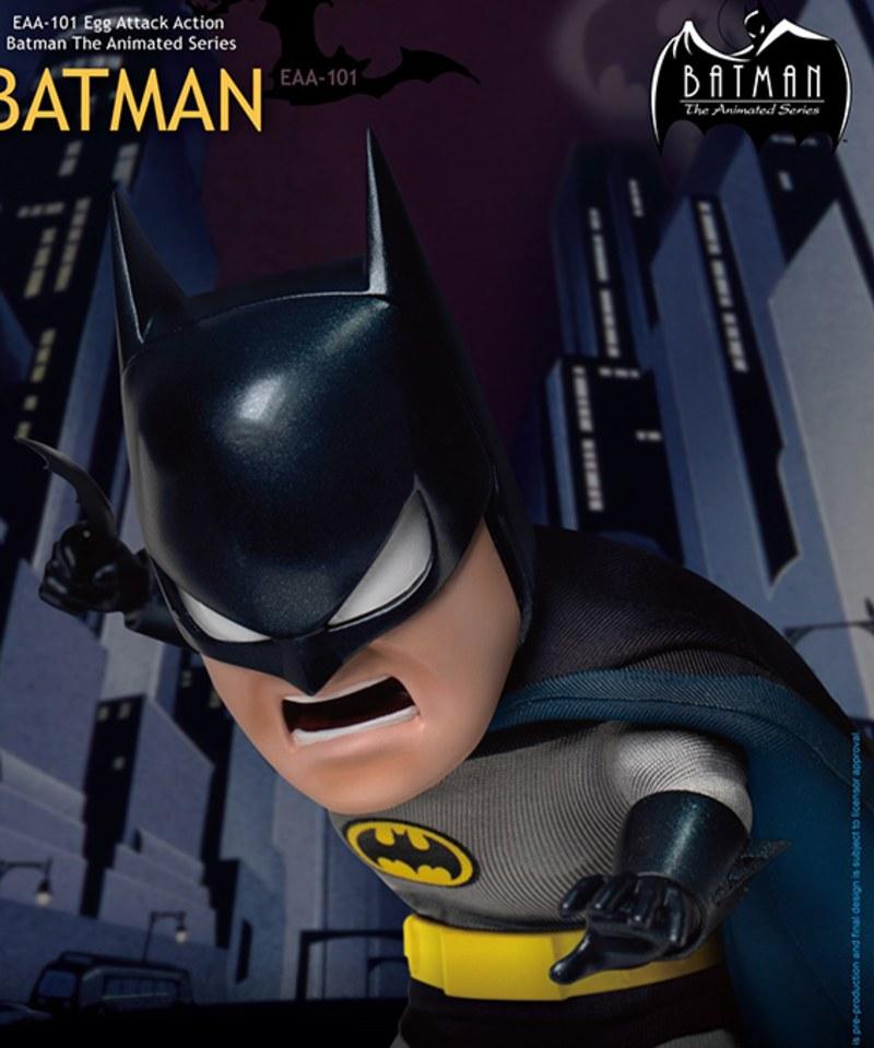 BKD3927 【野獸國】EAA-101 蝙蝠俠動畫系列 蝙蝠俠