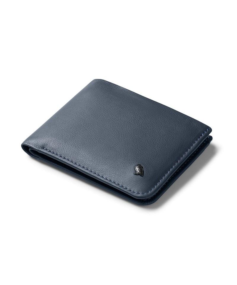BRY3062 Hide & Seek wallet 橫式真皮皮夾 (RFID) HeiQ V-Block™ 抗菌款