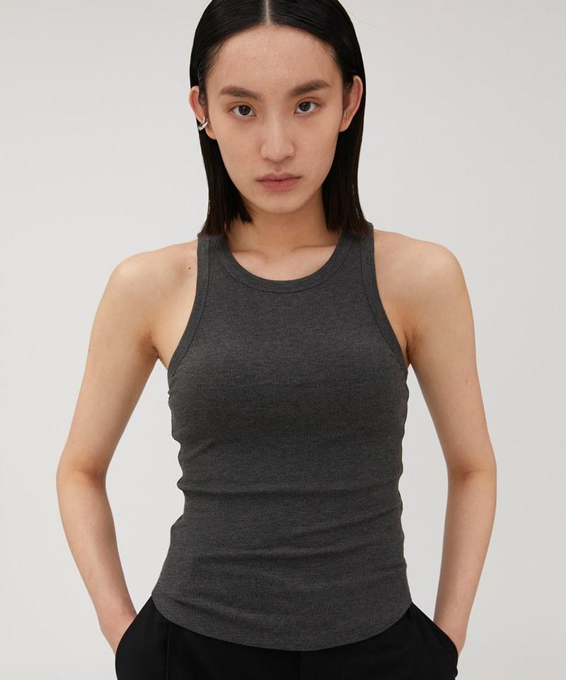 彈性羅紋Bra背心