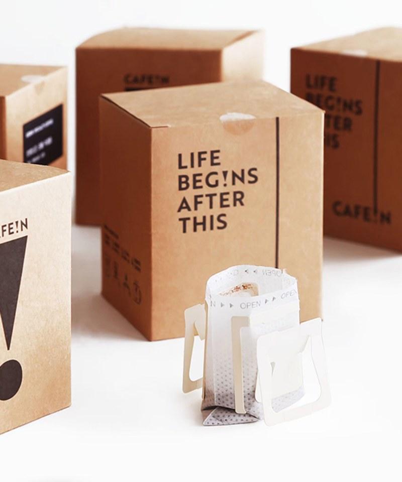 CFN9902 CAFEIN 莊園配方濾掛式咖啡 Specialty Drip Bag  Coffee