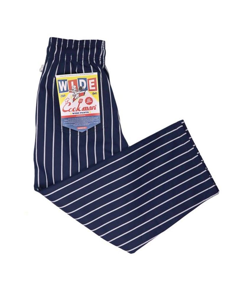 Wide Chef Pants 寬版廚師褲