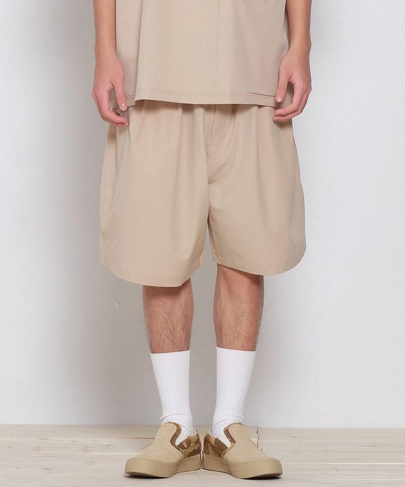 COP1736 吸濕快乾寬鬆抽繩短褲