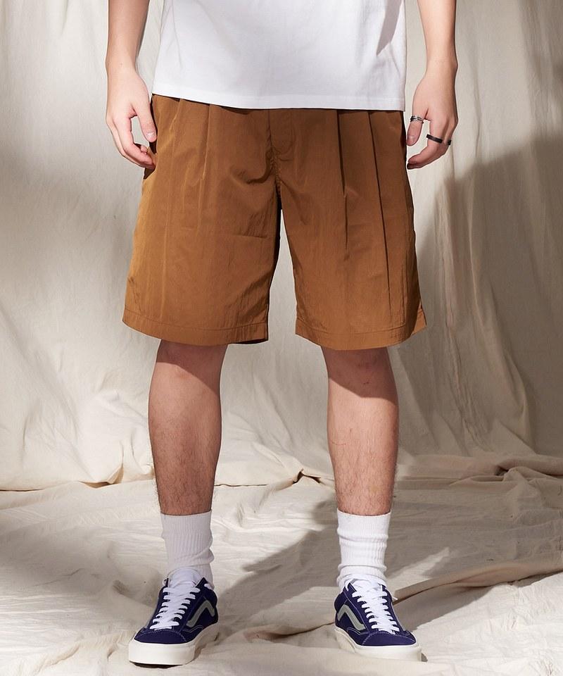 COP1740 寬鬆打褶短褲