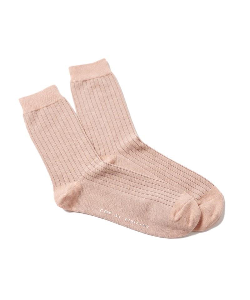 COP2915 COP日常羅紋中筒襪