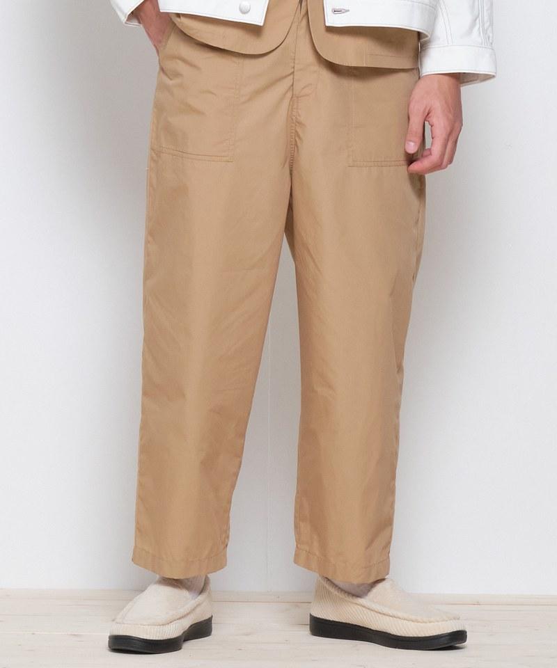 COP4053 棉混紡BAKER PANTS