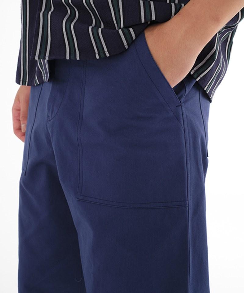 COP4057 棉質人字紋Baker Pants