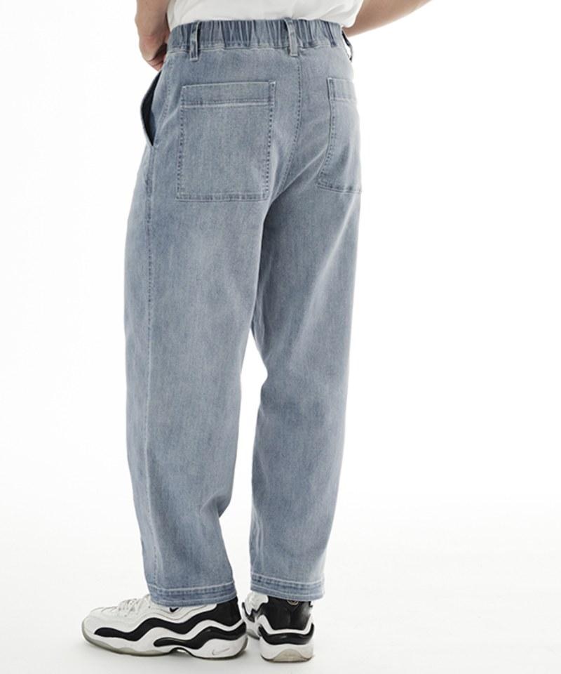 COP4058 丹寧繭型長褲