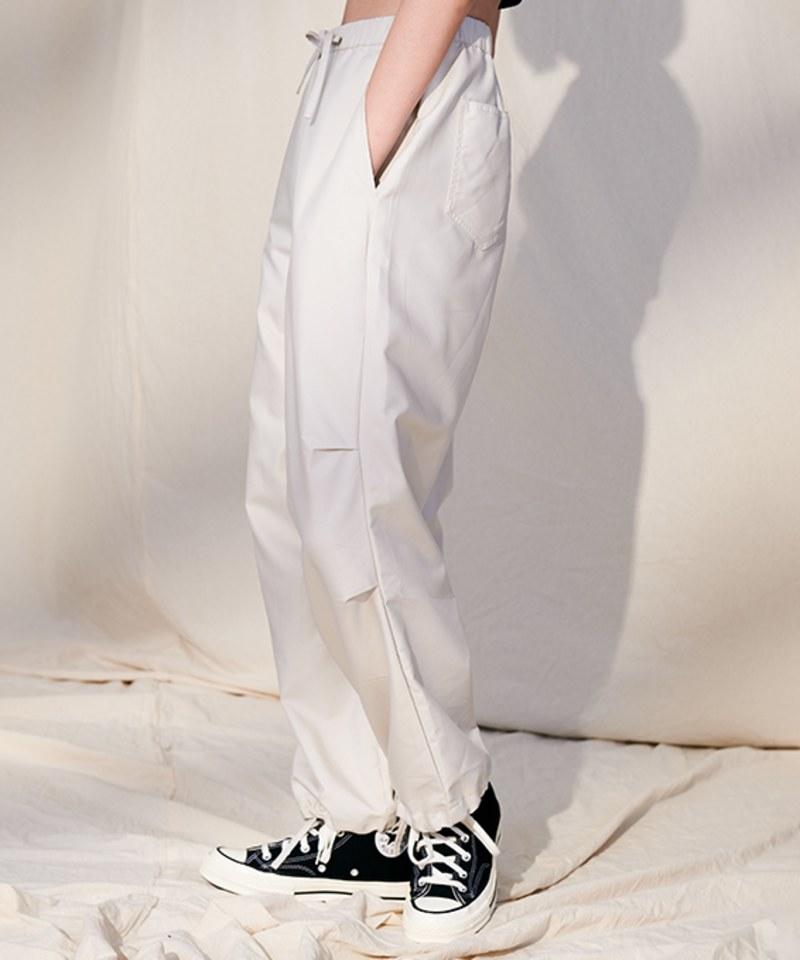 COP4065 女款打摺束口寬褲