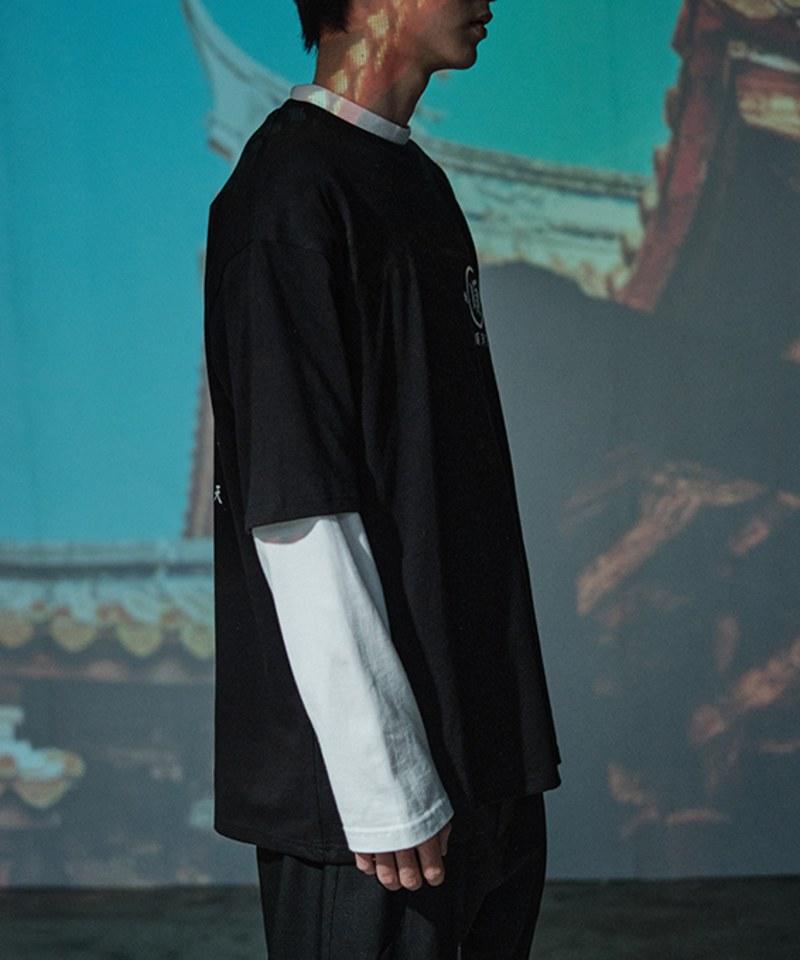 CRV0056 埔鹽順澤宮 x plain-me 順印花TEE (台灣版)