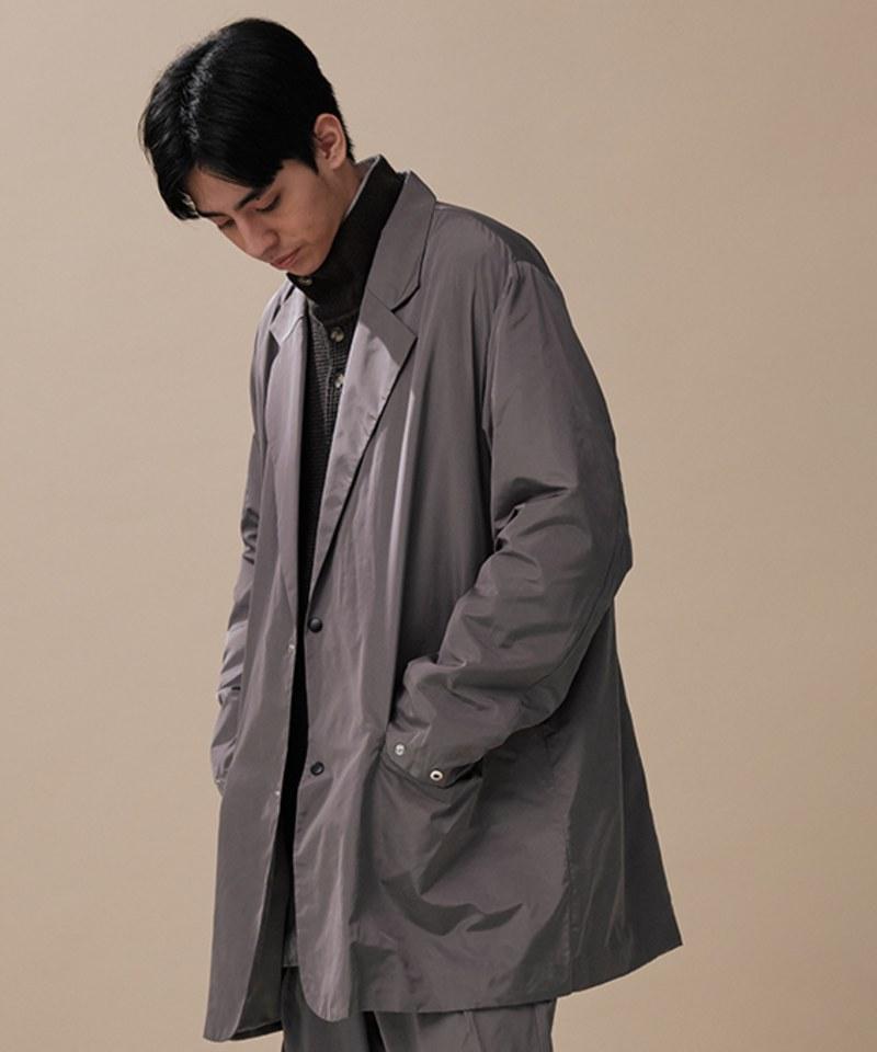 CRV1119 mouggan X plain-me防潑水oversize西裝外套