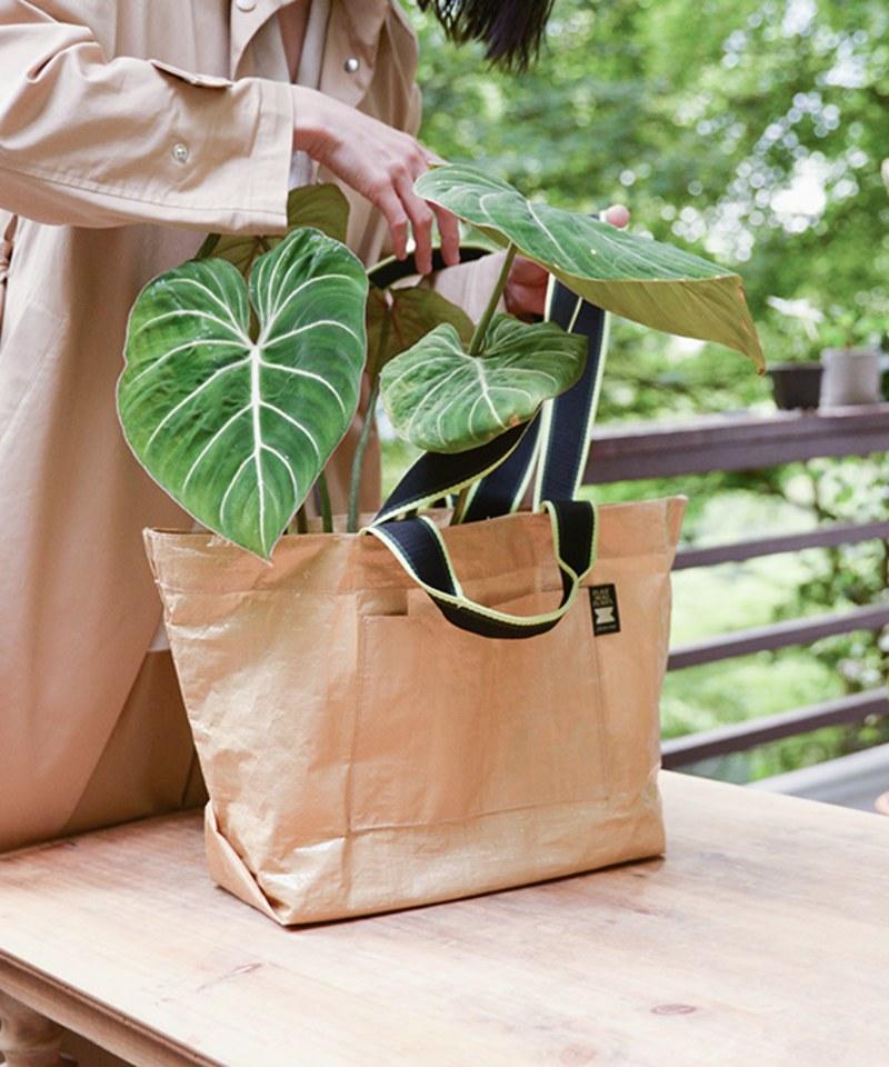 CRV3043 PLANT MORE PLANTS聯名植栽購物袋