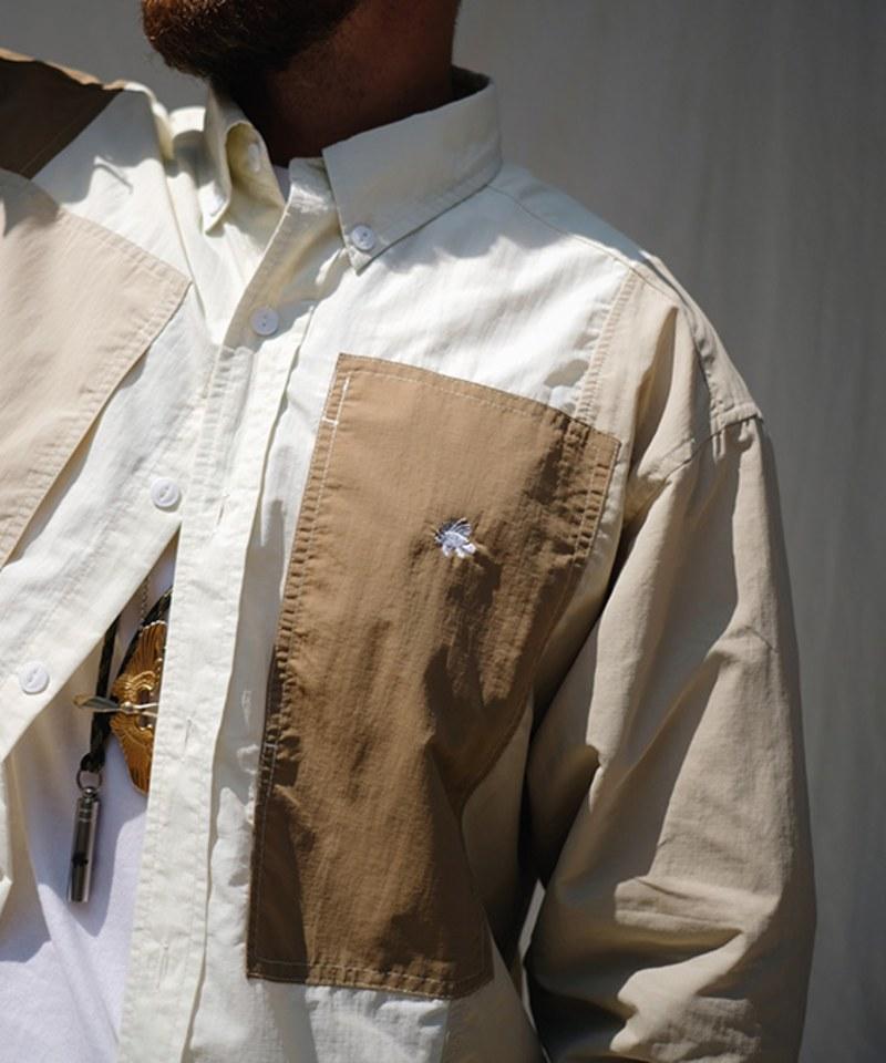 CSB0212 別注款襯衫 Old Man Fatigue Shirt
