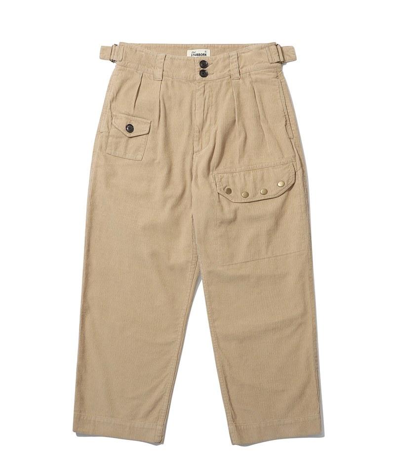 Royal Air Force Trousers 燈芯絨軍風長褲