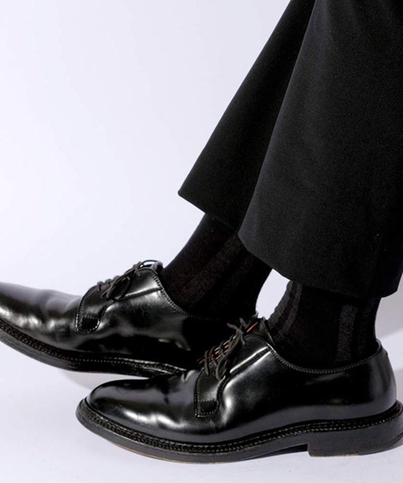 CST3902 RANDOM STRIPE SOCKS 日本製配色長襪