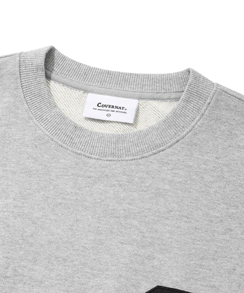 CVN0012 圓領衛衣 c logo crewneck