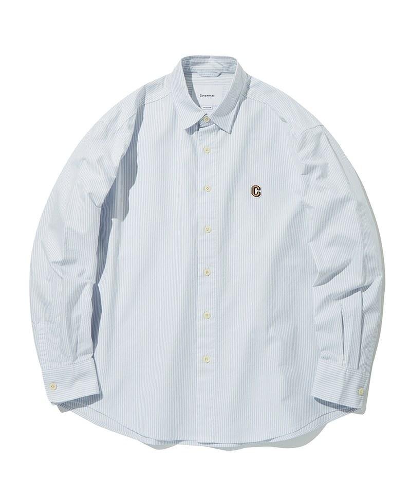 牛津襯衫 c logo oxford shirts