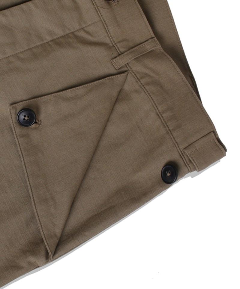 DRN1613 boy scout pants 童軍長褲