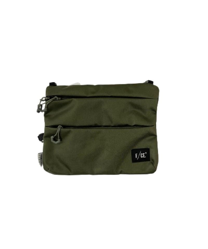 FCE30111 緞面側背小包 中 SATIN SACOCHE M