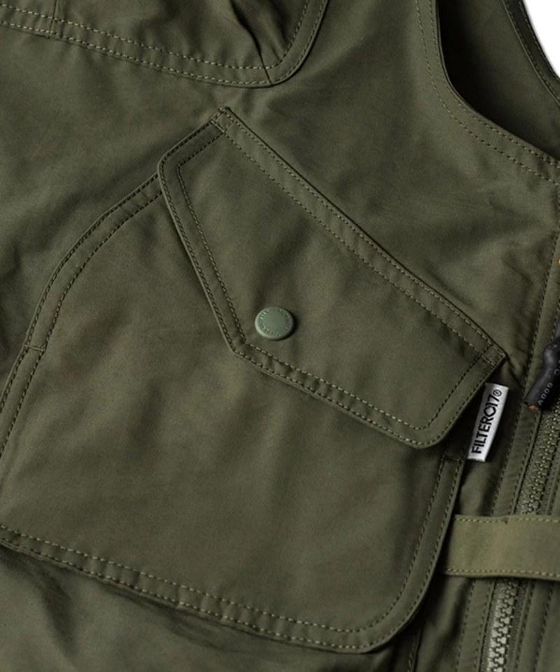 FLT0501 Utility Hybrid Vest 多用途機能背心