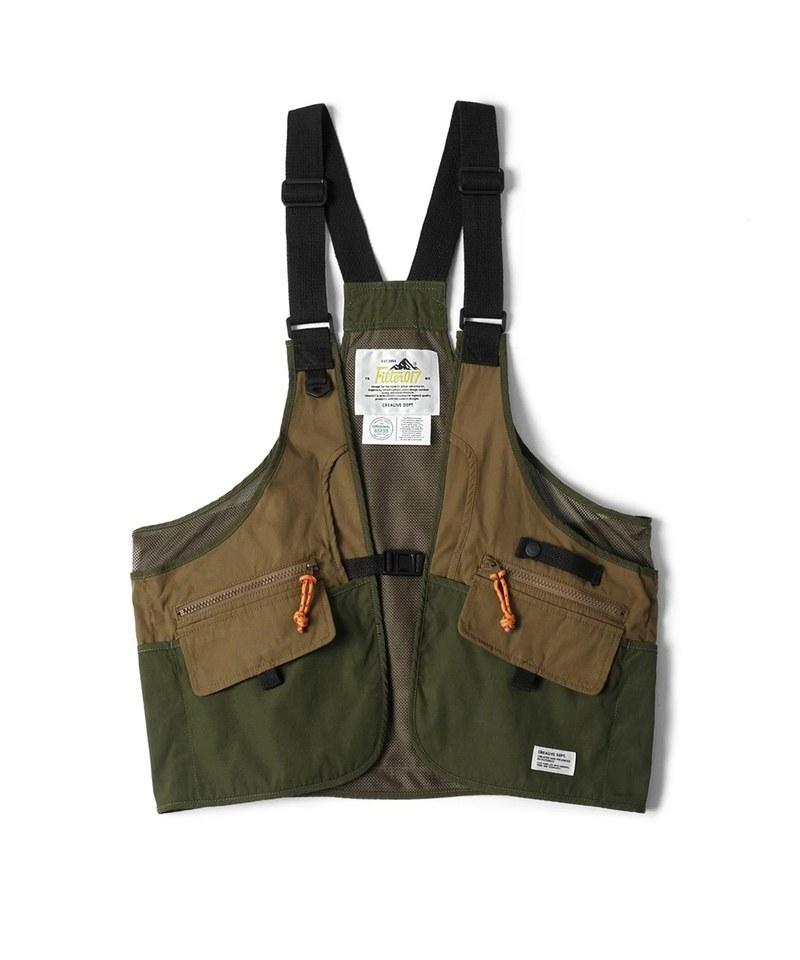 FLT0502 Pockets Tactical Vest 多口袋戰術背心