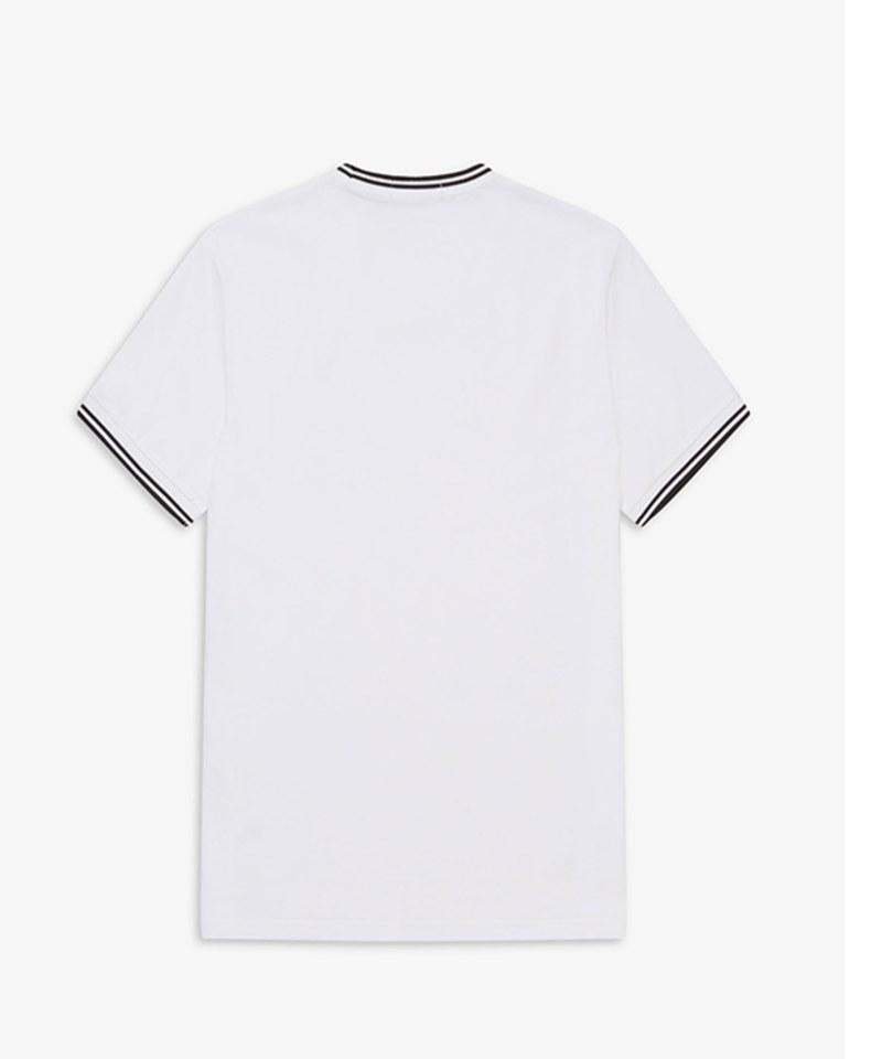 FRP0009 M1588 TWIN TIPPED T-SHIRT 雙滾邊圓領棉質上衣