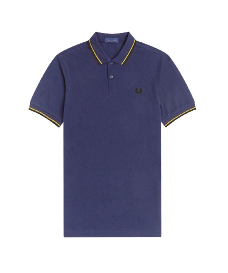 FRP99128 M3600 TWIN TIPPED FRED PERRY SHRT 經典雙滾邊POLO衫