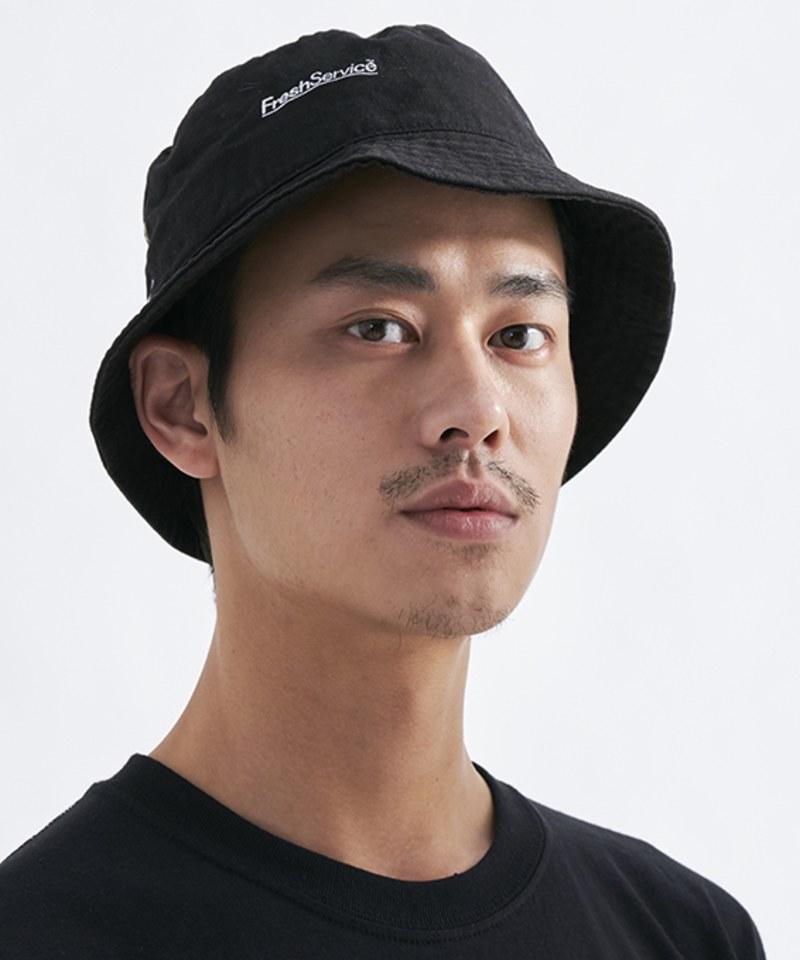 FSV2302 CORPORATE BUCKET HAT 純棉圓盤帽
