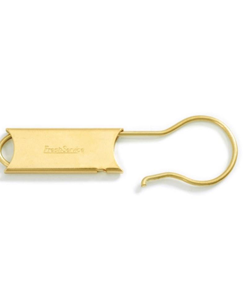 FSV3909 CLIP KEY RING 軍風鑰匙圈