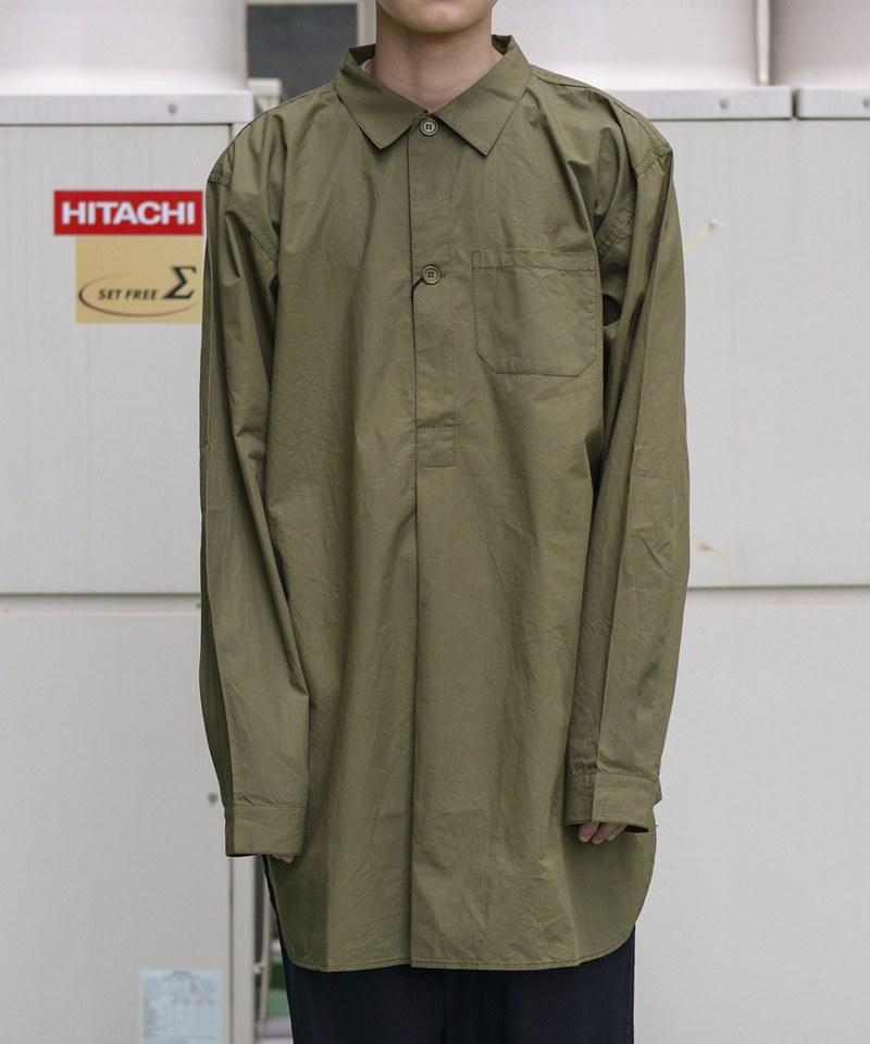 HOU0230 SLEEPING SHIRT 純棉睡衣襯衫