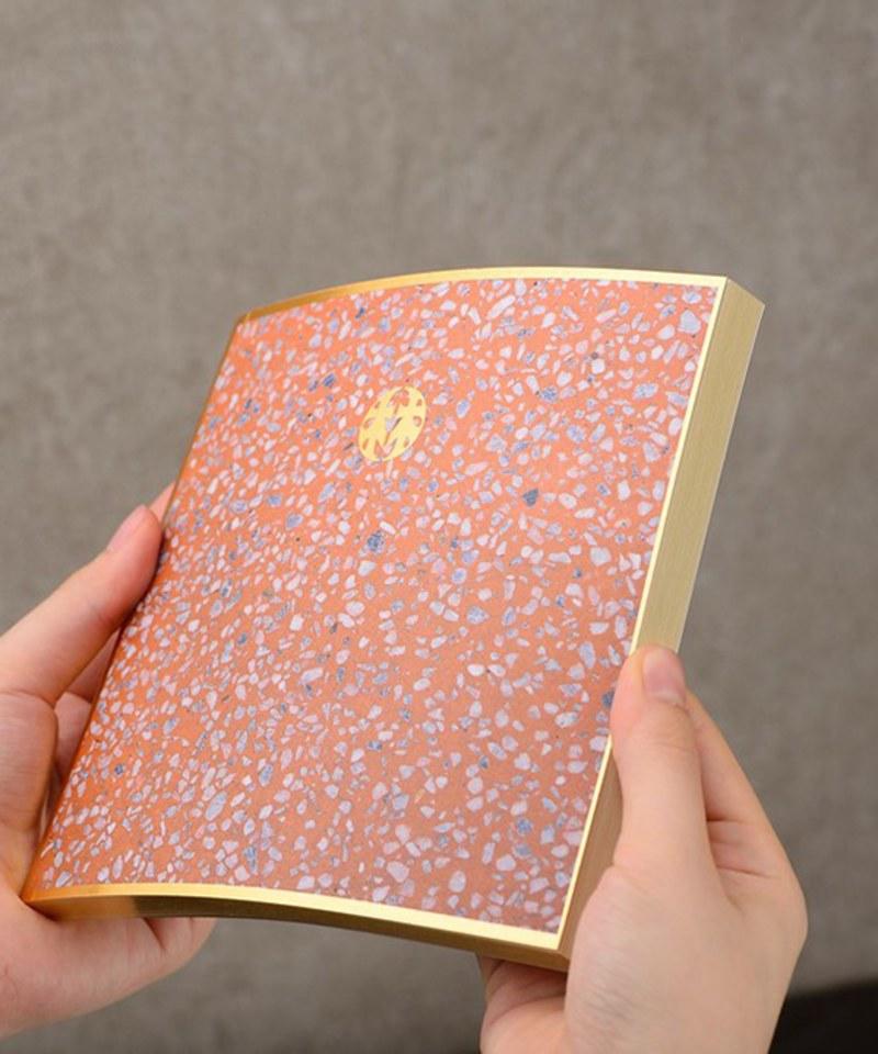 HYS9926 林百貨磨石子筆記本