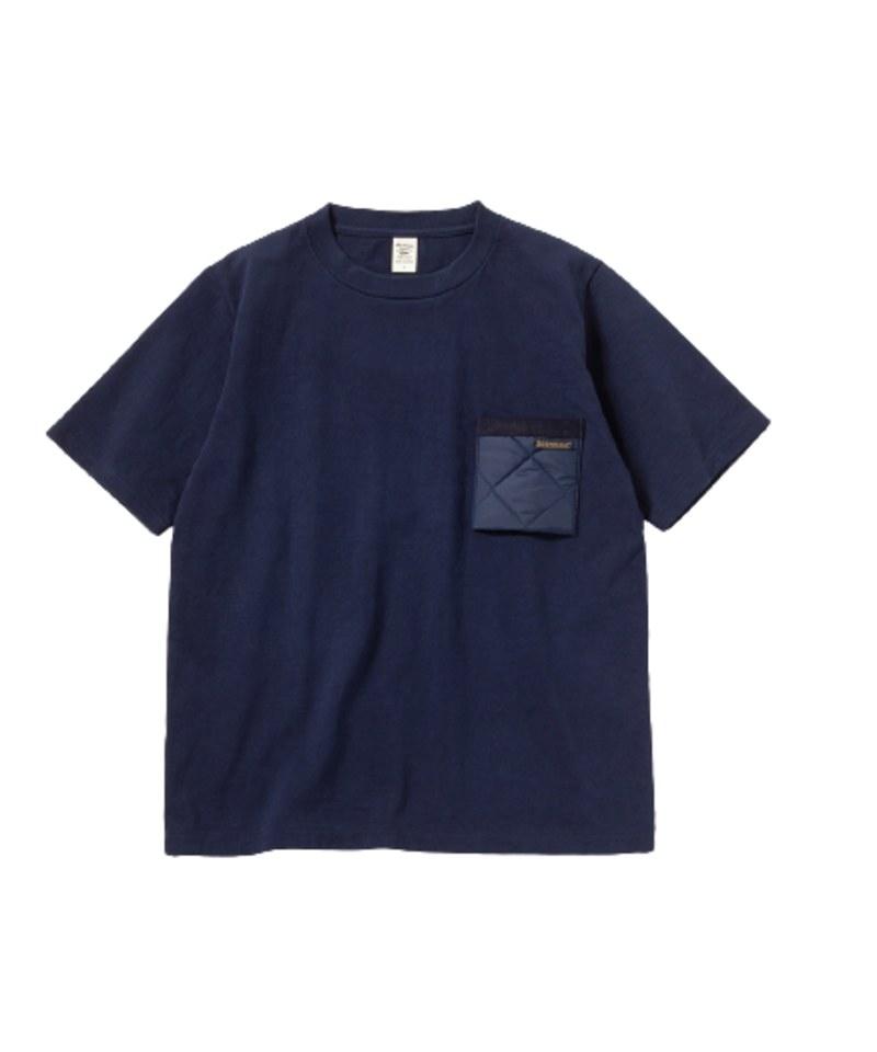 JKM0018 聯名短袖上衣 JM5870LV Dotsume Pocket T-shirt(JackmanXLavenham)