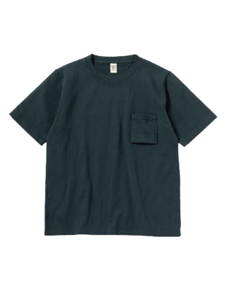 JKM0019 口袋短TEE JM5870 Dotsume Pocket T-Shirt