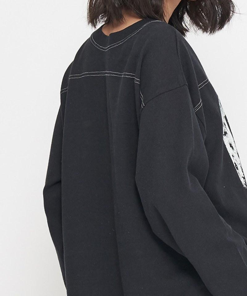 JSD0019 OVERDYE 長袖橄欖球衫