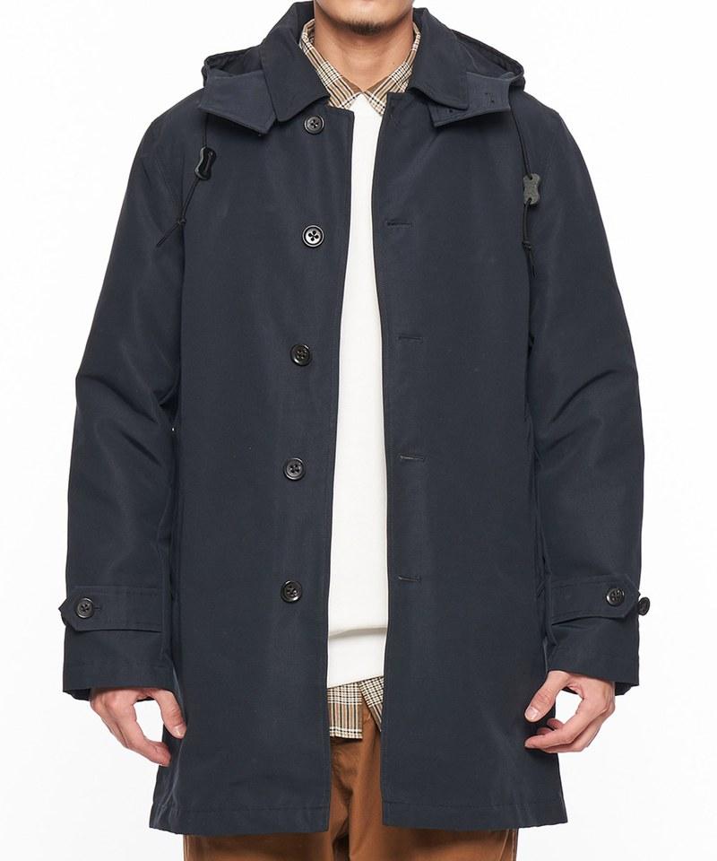 SOUTIEN COLLAR COAT 附內裏大衣外套