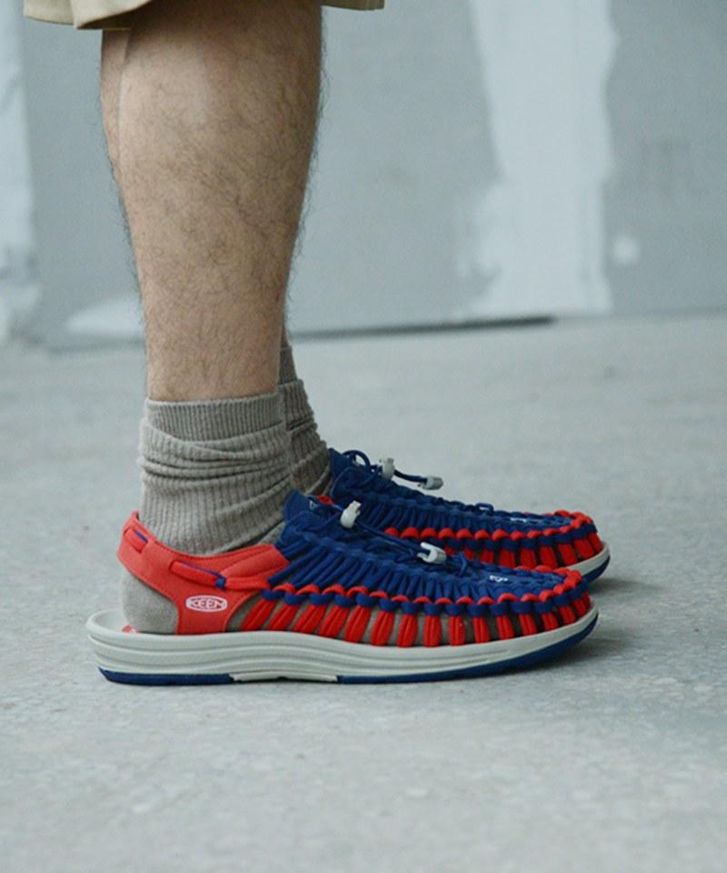 KEEN3220 RFW x UNEEK FLAT 聯名編織涼鞋
