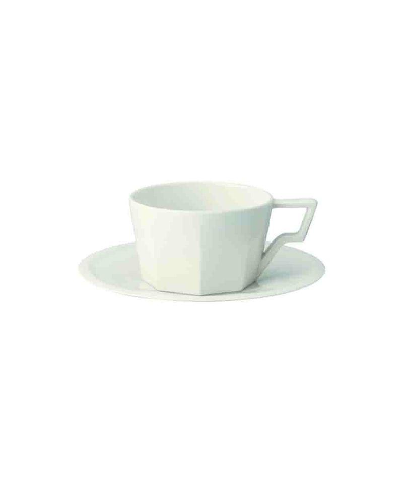 OCT八角陶瓷杯盤組220ml