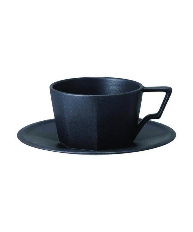 OCT八角陶瓷杯盤組300ml
