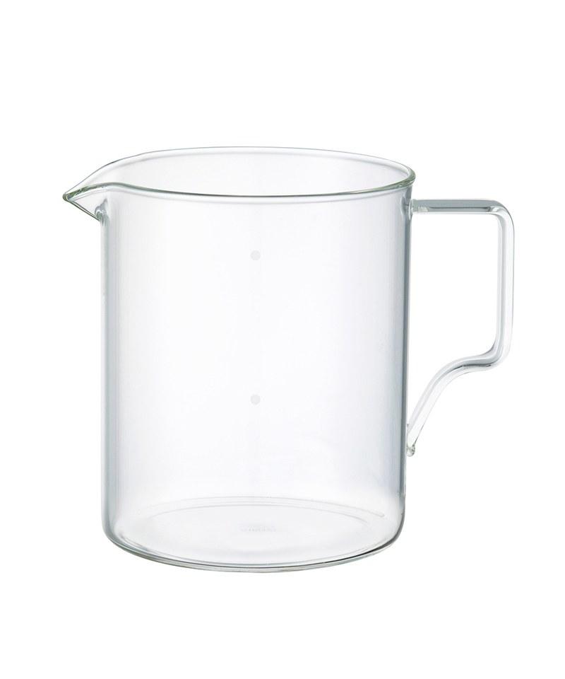 OCT八角咖啡玻璃壺 600ml