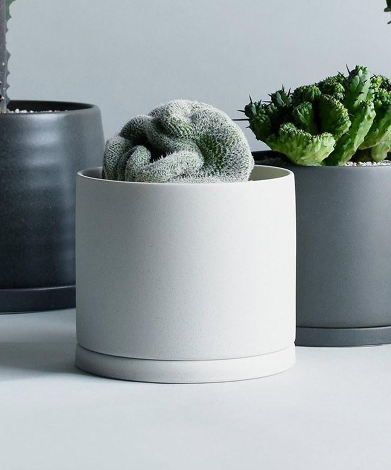 KNT9989 PLANT POT 191 陶瓷花盆 10.5cm