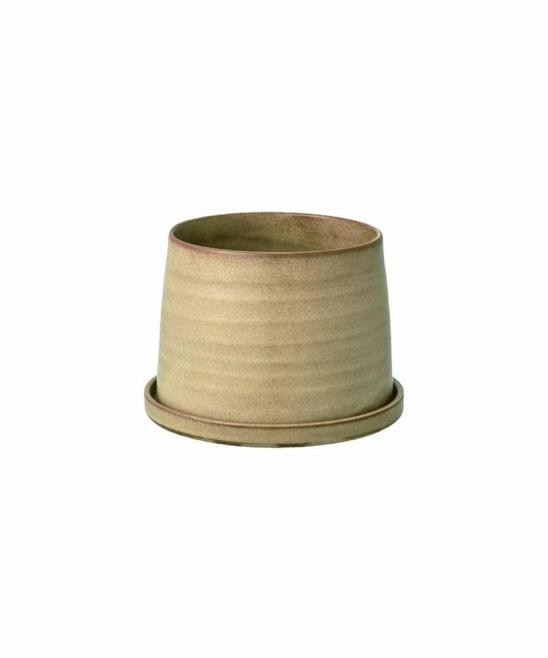 KNT9991 PLANT POT 192 陶瓷花盆 11cm
