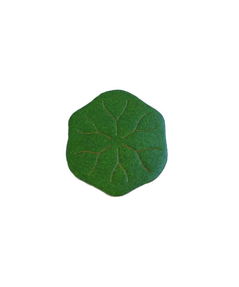 LKT9908 植鞣皮革小荷葉