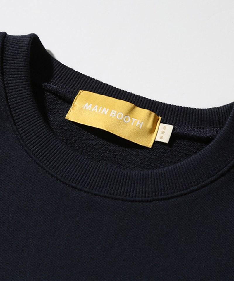 MBT0138 短袖套頭上衣 M Logo Half Sweatshirt