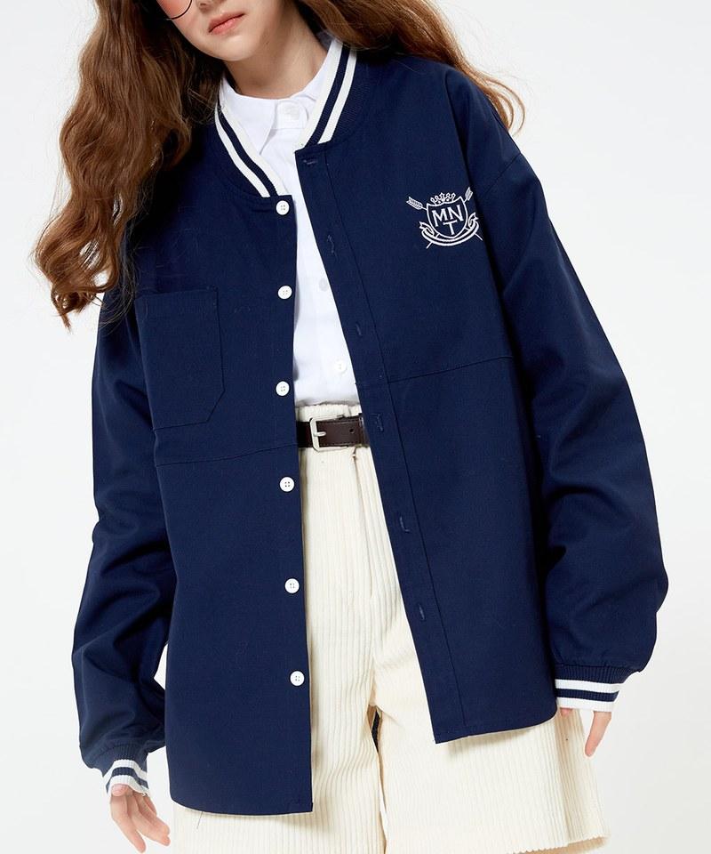 Univ. Stadium Shirt 復古羅紋襯衫