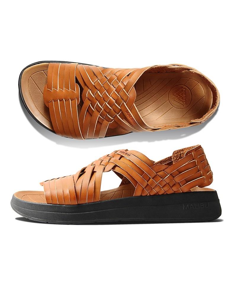 MLB3206 素皮革編織涼鞋 CANYON CLASSIC VEGAN LEATHER